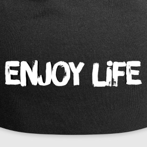 Nyd Life Logo - Jersey-Beanie