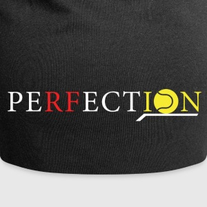 Perfection tennis brand White/yellow/red - Beanie in jersey