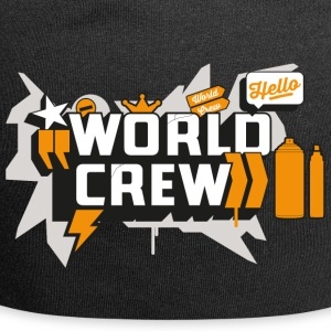 Graffiti-World-Crew - Bonnet en jersey