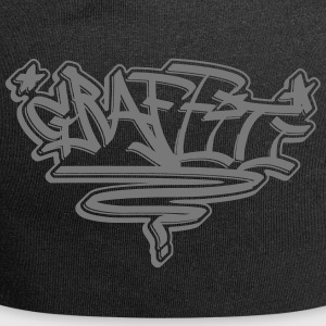 "Graffiti Tag ""Graffiti"" alle design - Jersey-beanie"