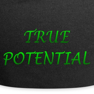 True Potential Design - Jersey Beanie