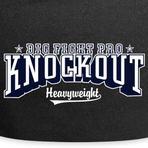 grote gevecht pro knockout 01 - Jersey-Beanie