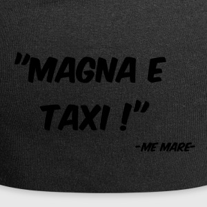 magna e taxi - Beanie in jersey
