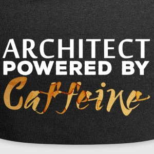 Architect / Architecture: Architect - powered by - Jersey Beanie