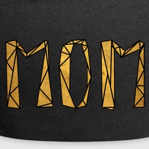 Mom - Gold - Jersey-Beanie