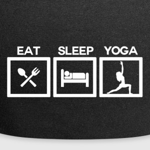 Eat Sleep Yoga - Cycle - Jersey-beanie