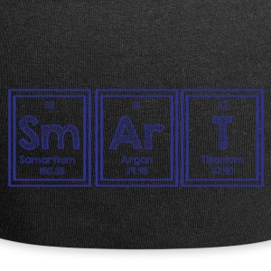 Periodic table: Sm Ar T - Smart - Jersey Beanie