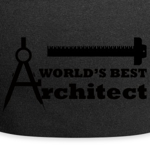 Architekt / Architektur: World´s Best Architect - Jersey-Beanie