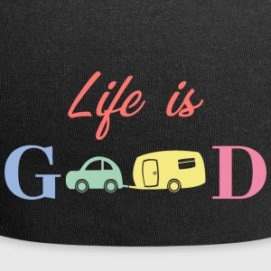 Life Is Good - Jersey-beanie