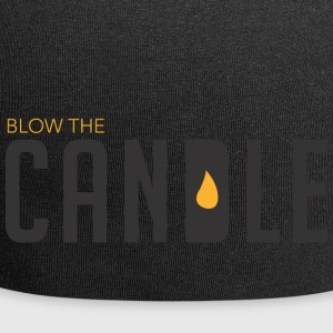 BLOW THE CANDLE - Jersey Beanie
