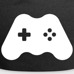 controller White - Jersey-Beanie