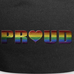 proud to be gay - Jersey Beanie