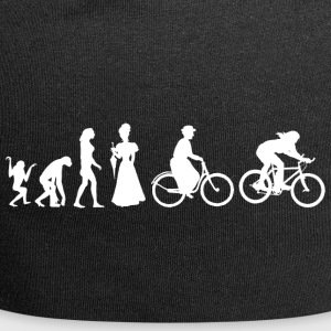 Frauen-Biking Cycling Evolution - Jersey-Beanie
