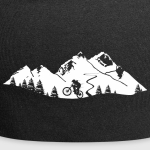 Mountain Bike Trail - Jersey-beanie