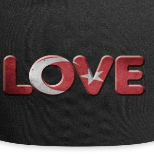 Turkey love - Jersey Beanie
