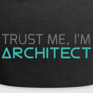 Architect / Architecture: Trust Me, I'm Architect - Jersey Beanie