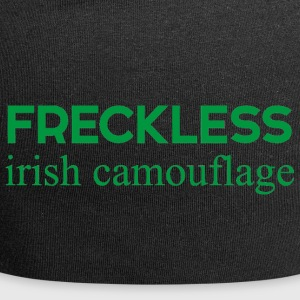 Journée de l'Irlande / Saint-Patrick: Irish Freckless Camou - Bonnet en jersey