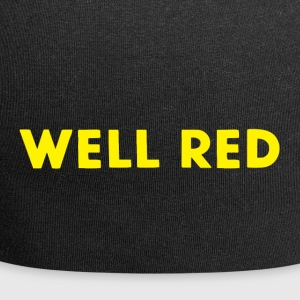 Well Red - Jersey Beanie
