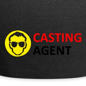 CASTING AGENT - Jersey-beanie