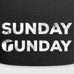 Military / Soldiers: Sunday Gunday - Jersey Beanie