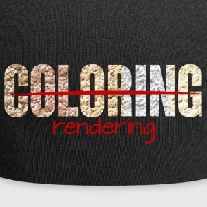 Architect / Architecture: Coloring - Rendering - Jersey Beanie