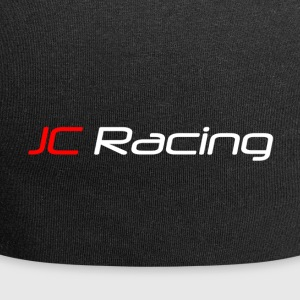 JC Racing Logo Text Only Large - Jersey Beanie