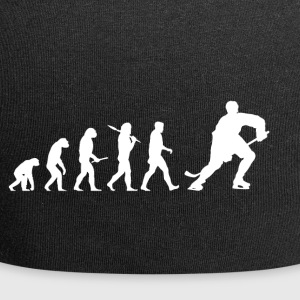 Evolution Hockey! Eis-Hockey! Ice-Hockey - Jersey-Beanie