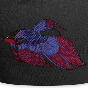 fishcoloured - Jersey Beanie
