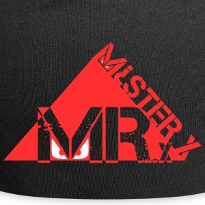 MR-X_PNG_rosso - Beanie in jersey