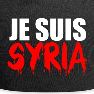 Je Suis Syria - Jersey Beanie