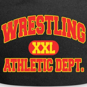 Wrestling Athletic Department - Jersey Beanie