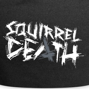 SQUIRREL DEATH - Original Logo - Jersey-Beanie