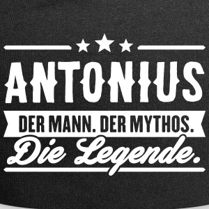 Man Myth Legend Antonius - Bonnet en jersey