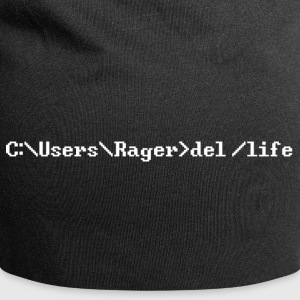 Programmering Get A Life - Jersey-Beanie