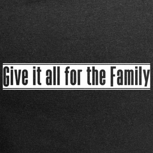 Give_it_all_for_the_Family - Bonnet en jersey