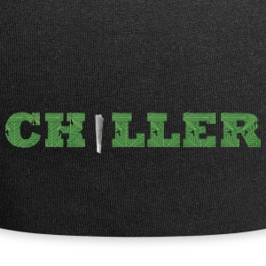 CHILLER - Chill your life boy - Jersey Beanie