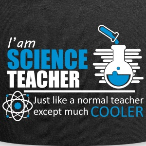 Science Teacher Funny Quote - Jersey Beanie
