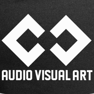 T-SHIRT AUDIO VISUAL ART - Beanie in jersey