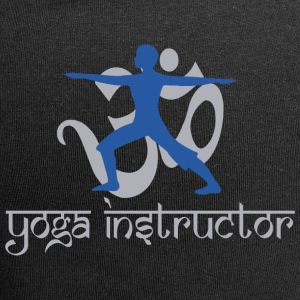 Yoga Instructor - Bonnet en jersey