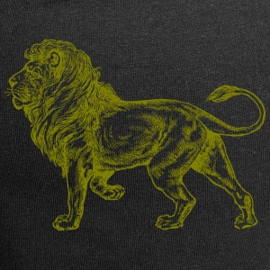 Lion d'or - Bonnet en jersey