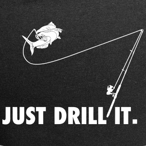 Just drill it - Jersey Beanie