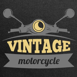 Vintage Motorcycle - Jersey Beanie