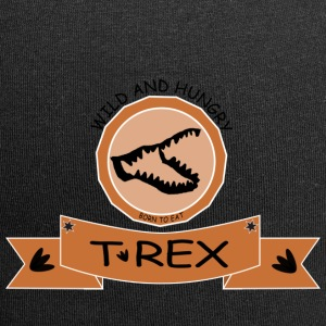 T REX WILD AND HUNGRY - Jersey-Beanie