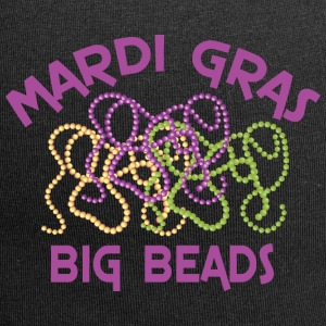 Mardi Gras Big Beads - Bonnet en jersey