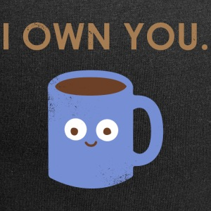 I Own You - coffee - Jersey Beanie