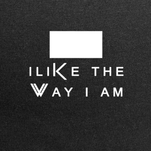 I Like The Way I Am - Bonnet en jersey