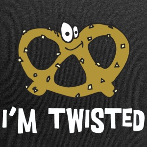 Pretzel Pretzels I Am Twisted - Jersey Beanie