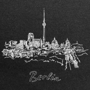 Città di Berlino - Germania - Beanie in jersey