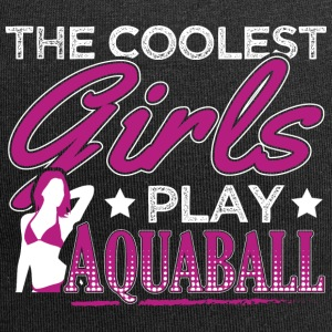 COOLEST GIRLS PLAY AQUABALL - Jersey Beanie
