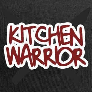 Koch / Chefkoch: Kitchen Warrior - Jersey-Beanie